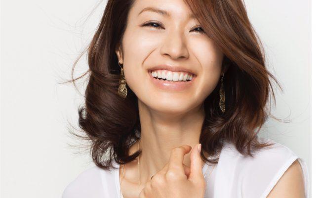 芸能人のヘアスタイル解析 VERY1月号 牧野紗弥さんのボブスタイル